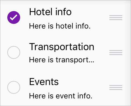 Выберите страницу, которую хотите переместить или скопировать в другой раздел
