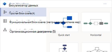 Создание привлекательных схем Visio в Excel