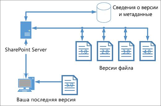 Схема управления версиями