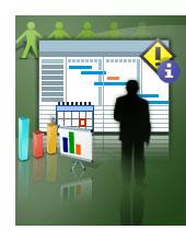 Изображение схемы управления проектом
