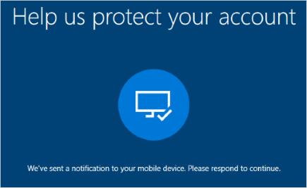 """Снимок экрана: экран уведомления """"Введите пароль""""."""