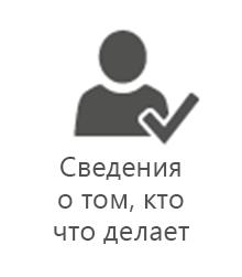 """Отдел управления проектами — """"Информация о том, кто что делает"""""""