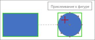 Динамическое соединение с целевой фигурой