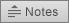 """Отображается кнопка """"Заметки"""" в PowerPoint 2016 для Mac"""