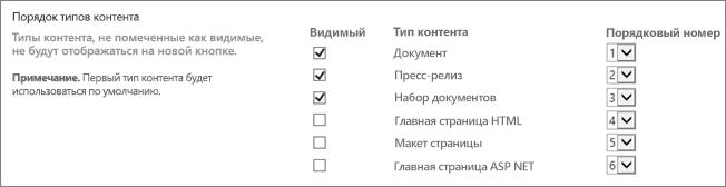 """Изменение порядка новый документ или скрыть окно """"Параметры"""""""