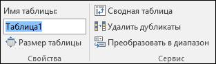"""Изображение поля """"имя"""" в строке формул Excel, с помощью которого можно переименовать таблицу"""