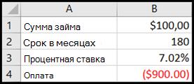 Подбор параметров