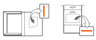 Местонахождение ключа продукта при приобретении набора Office у розничного распространителя (без DVD-диска)