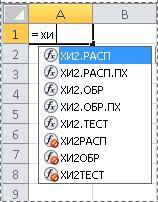 Функции в приложении Excel 2010