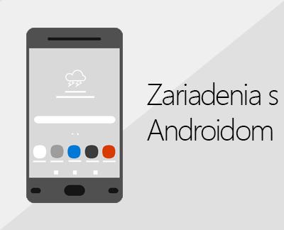 Office ae-maily v zariadeniach s Androidom