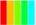 Tlačidlo Farba podľa hodnoty pre jedinečné hodnoty