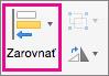 PPT pre Mac Zarovnať