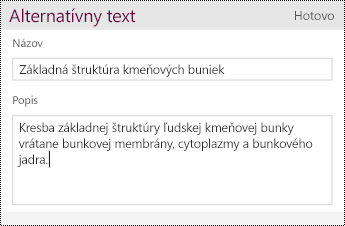Pridajte alternatívny text kobrázku.