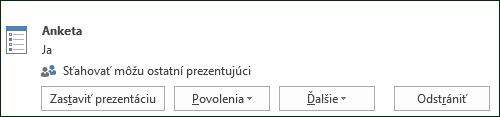 Snímka obrazovky znázorňujúca odstránenie stránky sanketou