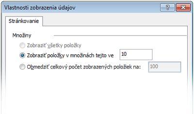 Otvoriť lokalitu v programe SharePoint Designer 2010