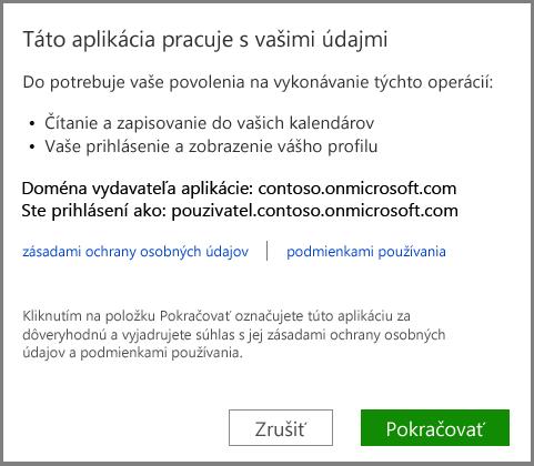 prihlásenie do služieb Office 365