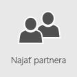 Najatie partnera, ktorý vám pomôže snasadením služieb Office 365