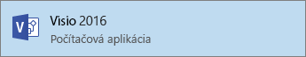 Prepojenie voVisiu 2016 vponuke Štart