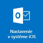 Nastavenie Outlooku pre iOS