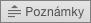 Zobrazuje tlačidlo Poznámky v PowerPointe 2016 pre Mac