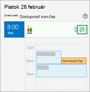Kalendár organizátora