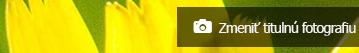 Kliknite na tlačidlo Zmeniť titulnú fotografiu