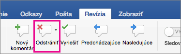 Obrázok tlačidla Hlavička apäta vaplikácii Word Web App