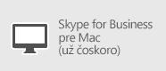 Skype for Business – Mac