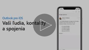 Miniatúra videa Informácie o kontaktoch – kliknutím prehrať
