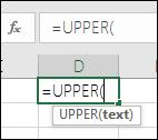 Snímka obrazovky spanelom s nástrojmi Odkaz na funkciu
