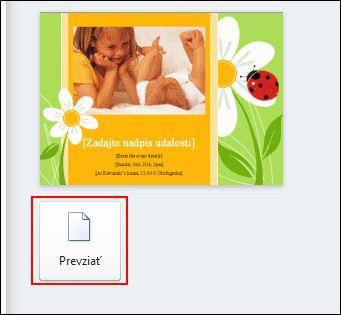 Presunutie vlastného poľa z dialógového okna Výber polí do zobrazenia priečinka kontaktov