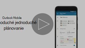 Miniatúra videa Jednoduché plánovanie – kliknutím prehrať