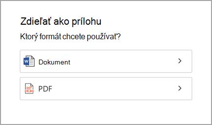 Dokument alebo súbor PDF