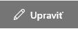 Snímka obrazovky stlačidlom Upraviť prepojenie vSharePointe.