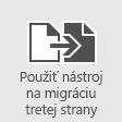 Migrácia poštových schránok do služieb Office 365 pomocou nástrojov na migráciu tretích strán