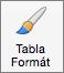 Tlačidlo Tabla Formát