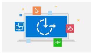 Zjednodušenie ovládania pre Windows