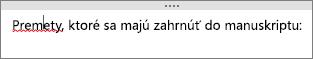 OneNote automaticky kontroluje možné pravopisné chyby