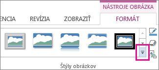 Galéria Štýly obrázkov