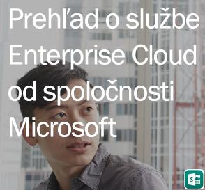 Plán nasadenia podnikového cloudu