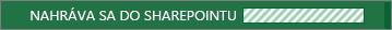 Obrázok správy ostave, ktorá sa zobrazí, keď sa súbor uloží na vašu tímovú lokalitu.