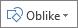 Vstavljanje oblike gumba v Excelu