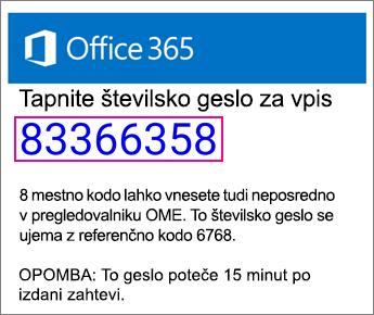 Šifrirana pregledovalnik geslo e-pošte