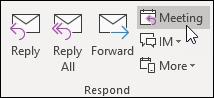 Odgovarjanje s srečanjem