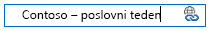 urejanje povezave SharePointove strani wiki