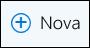 Outlook v spletu – ikona »Novo« za e-poštno sporočilo