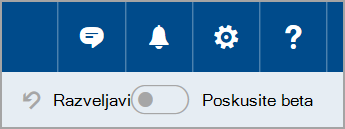 Pridružite se Outlook.com beta