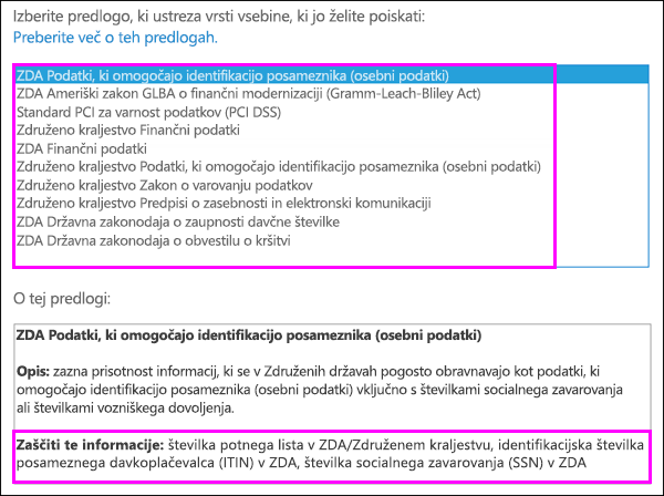 Predloge pravilnika DLP