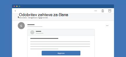 Pokaže Outlookovo sporočilo