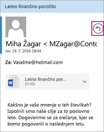 Pregledovalnik za šifrirana sporočila v storitvi Office 365 – odgovor 1